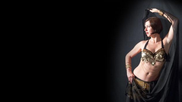 Novella Bianchi danza orientale